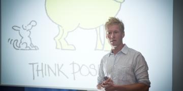 Anders vid ett föredrag