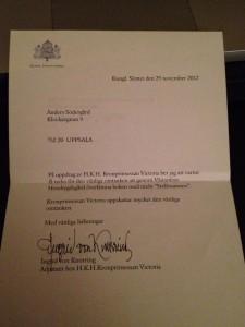 HKH-brev